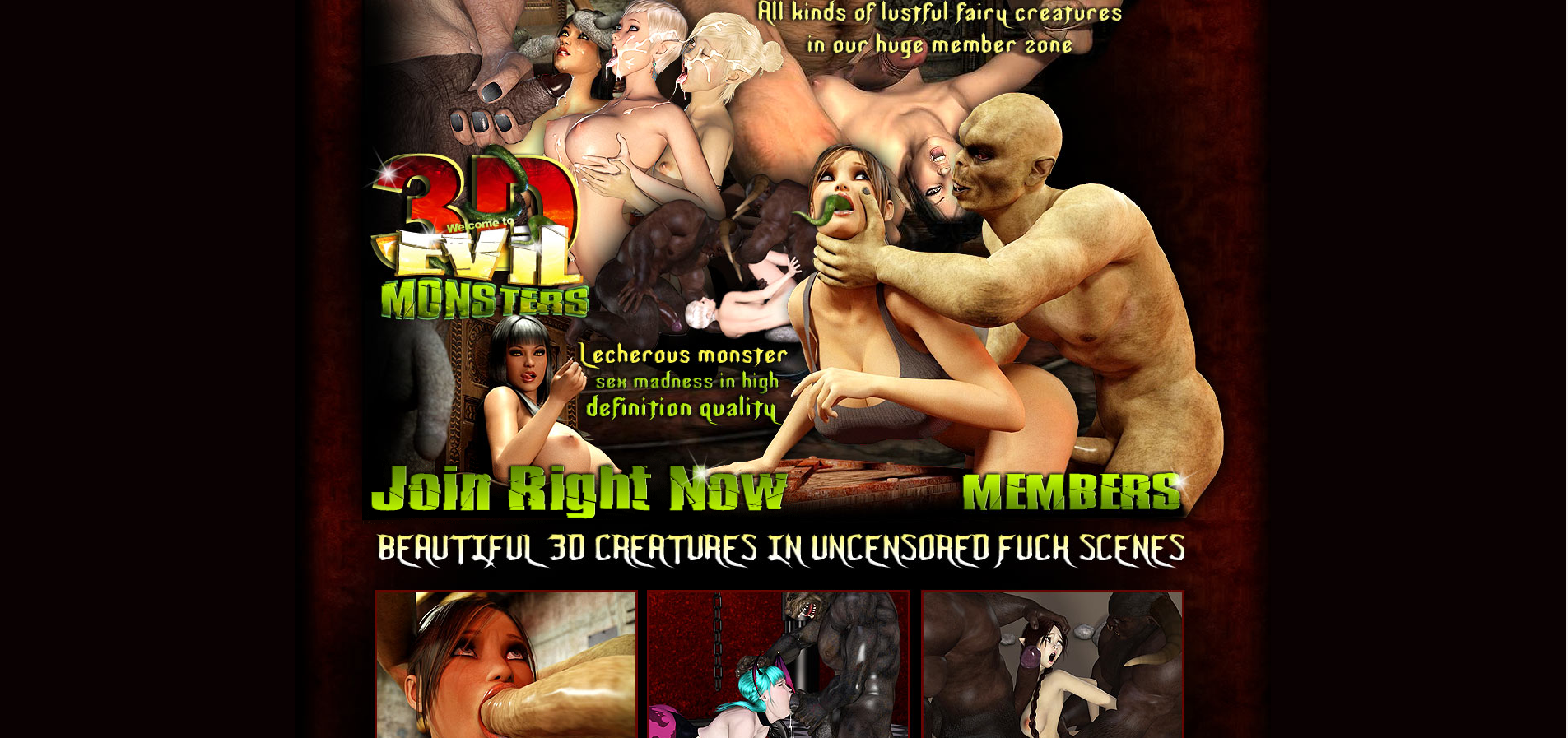 3d monster madness sex photo hentia tube